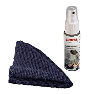 Hama Notebook TFT Cleaning Gel + Cloth by Hama