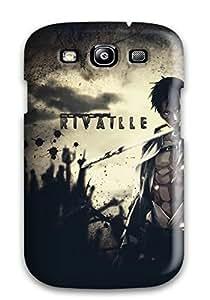 [yZisLki13887TMWuh]premium Phone Case For Galaxy S3/ Attack On Titan Tpu Case Cover