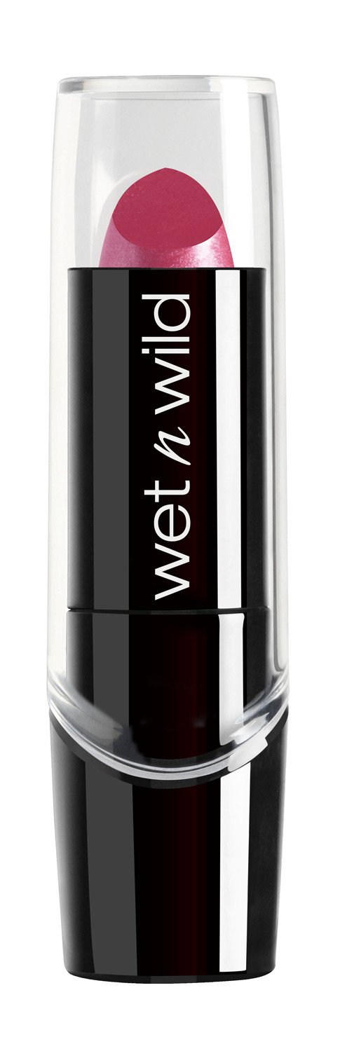 wet n wild Silk Finish Lip Stick, Retro Pink