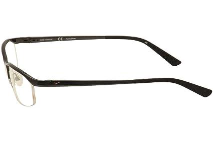 41500d9add Amazon.com  Nike Eyeglasses 6037 001 Black Chrome Demo 53 17 135  Health    Personal Care