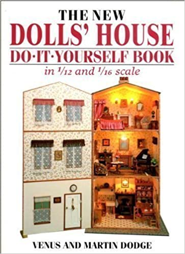 The new dolls house do it yourself book in 112 and 116 scale the new dolls house do it yourself book in 112 and 116 scale venus dodge martin dodge 9780715301029 amazon books solutioingenieria Choice Image