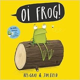 """Résultat de recherche d'images pour """"livre Oi frog"""""""