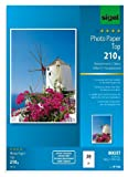 Sigel IP356 InkJet Top Photo Paper, glossy, 141.9 lbs, A3, 50 sheets