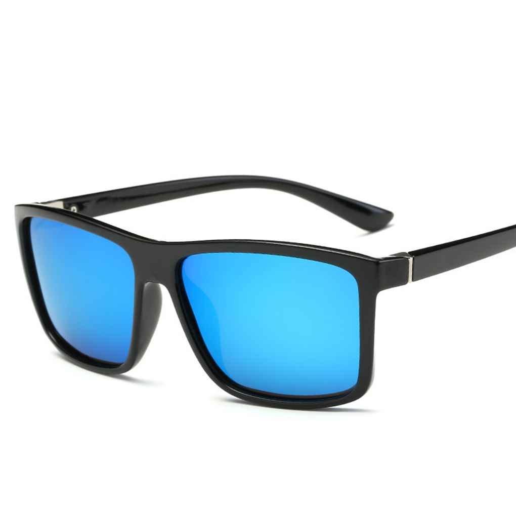 Hanxin Piazza polarizzati degli Uomini Lenti UV400 Occhiali da Sole di Guida Sport Eyewear Occhiali da Vista