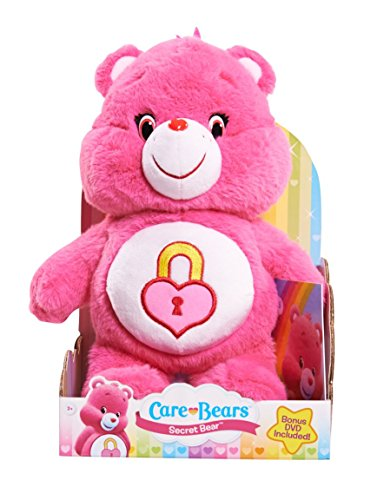 [Care Bears Secret Medium Plush with DVD] (Care Bear Plush)
