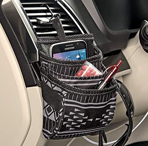 High Road DriverPockets Air Vent Phone Holder and Dash Organizer (Baja)