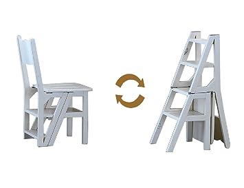 Sgabello alto di legno americano della scala della sedia di punto di