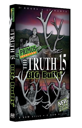 Primos Hunting The TRUTH 15 BIG Bulls DVD from Primos Hunting