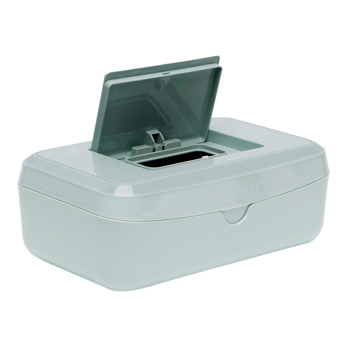 Pink EKKONG Feuchtt/ücher-Box Baby Feuchtt/ücherbox,Aufbewahrungsbox f/ür Feuchtt/ücher Baby T/ücher Fall Toilettenpapier Box Taschentuchhalter Kunststoff Feuchtt/ücher Spender T/ücherbox Serviettenbox