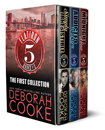 Flatiron Five: The First Collection: Three Contemporary Romances