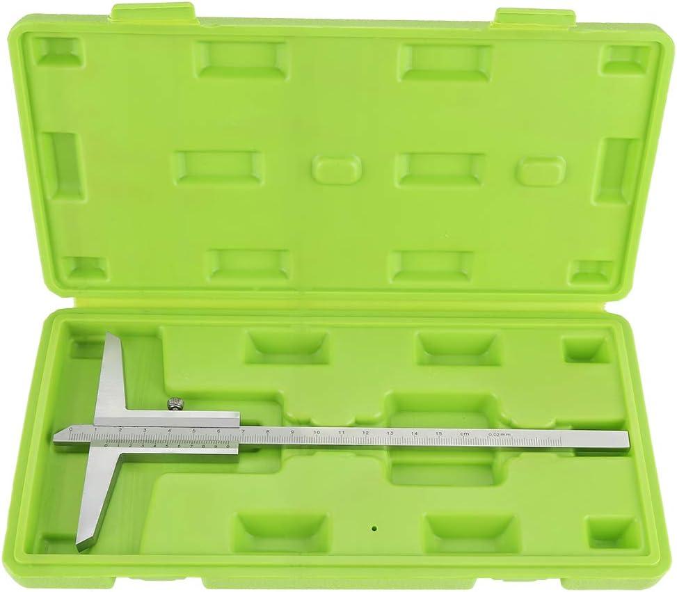 150mm Vernier Caliper Stable Sturdy 1Pcs Vernier Micrometer for Precise Measurement