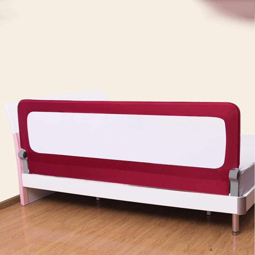 - 59 Inch Bed Rail For Toddlers,Portable Folding Bed Rail Single Bed