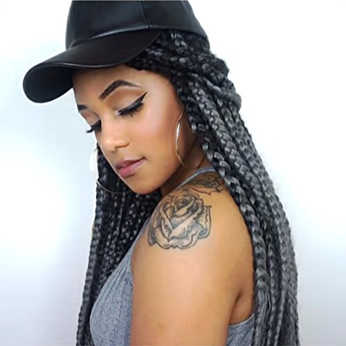 Kanekalon Synthetic Extensions Braiding Crochet