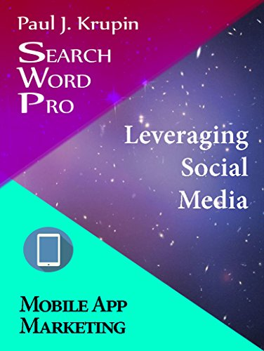 Mobile App Marketing - Search Word Pro: Leveraging Social Media