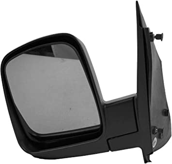 Partslink Number GM1321245 Sherman Replacement Part Compatible with Chevrolet Van-GMC Savana Passenger Side Mirror Outside Rear View