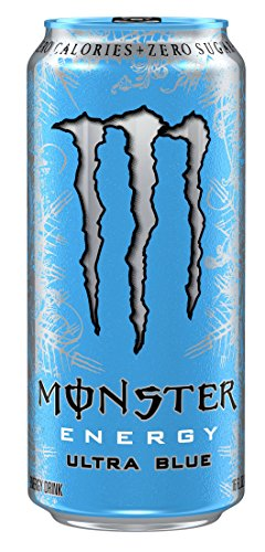 Monster Energy Ultra Blue Ounce product image