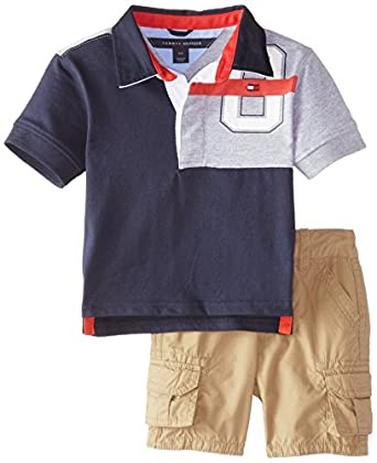 Amazon Tommy Hilfiger Baby Boys Big 85 Jersey Rugby