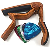 WINGO Guitar Capo for Acoustic and Electric Guitars