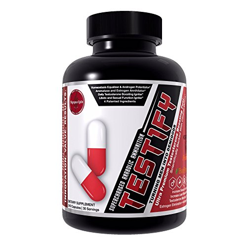 Building Testosterone Olympus Labs Capsules product image