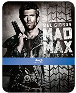 Mad Max Trilogy (Mad Max / The Road Warrior / Mad Max Beyond Thunderdome) [Blu-ray]