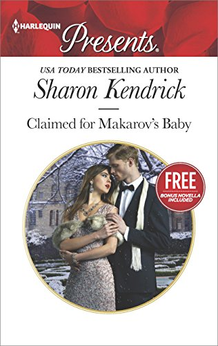 book cover of Claimed for Makarov\'s Baby / Christmas at the Castello