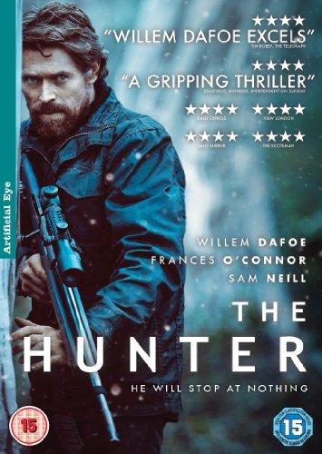 The Hunter [DVD] by Willem Dafoe B01I06OV4Q