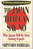 The Japan That Can Say No, Shintaro Ishihara, 0671726862