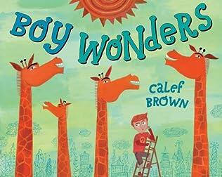 book cover of Boy Wonders