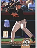 2010 Upper Deck Baseball Card # 28 Buster Posey (RC - Rookie Card / Star Rookie) San Francisco Giants - MLB Trading Card Shipped In Protective Screwdown Display Case!
