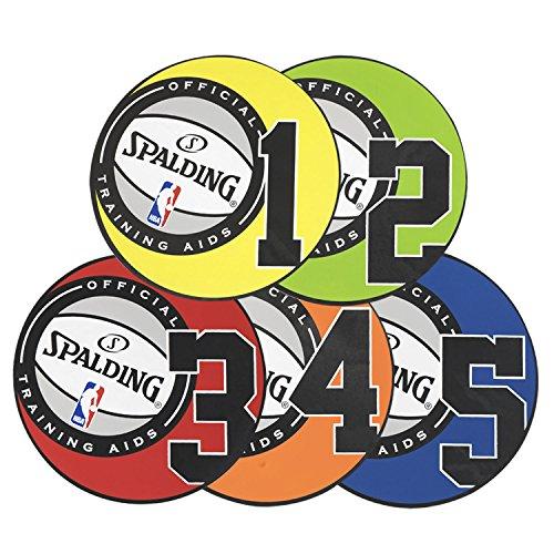 - Spalding Shooting Spots, 8