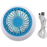 OriGlam Portable Rechargeable Fan, Mini USB Fan Personal Cooling Fan, USB Table Rechargeable Fan for Traveling Hiking Fishing Camping or Desktop