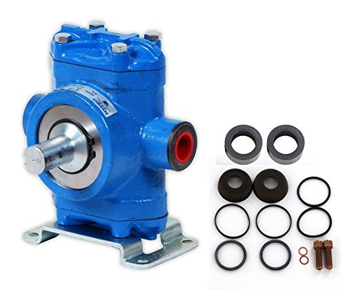 Hypro 5210C Piston Pump with 3430-0037special Upgraded Repair Kit (Bundle, 2 Items)