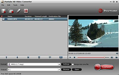 Sony Portable Dvr (Pavtube HD Video Converter [Download])