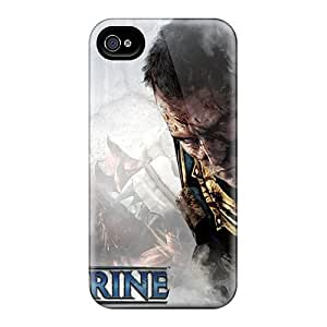 For Iphone Case, High Quality Warhammer Space Marine Game For Iphone 5/5s Cover Cases