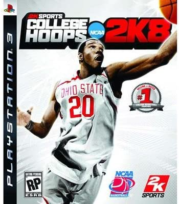 College hoops 2k8 game | ps3 playstation.
