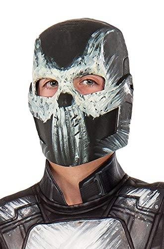 Rubie's Adult Captain America: Civil War Crossbones Half Mask ()