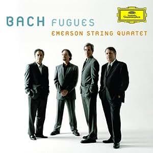 Bach: Fugues, Arranged for String Quartet