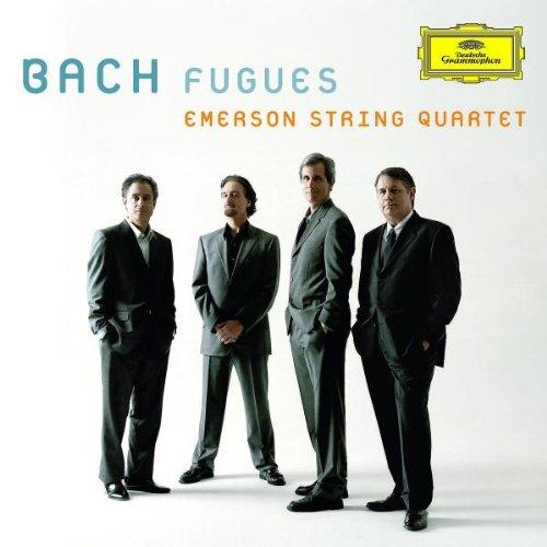 CD : Emerson String Quartet - Fugues (CD)