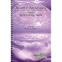 Amazing Abundance: Hymns for a Growing Church book cover