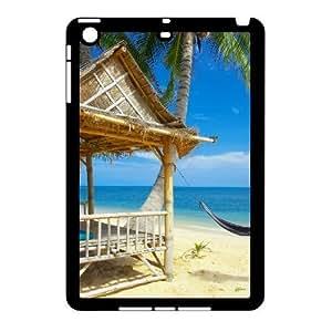 ALICASE Diy Island Beach Phone Case For iPad Mini [Pattern-1]