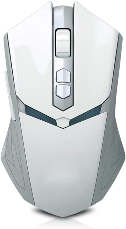 Wireless Mouse Gaming Mouse Computer Accessories 7-Key Mouse