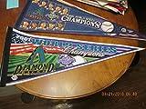 2001 Arizona Diamondbacks World Series champions pennant