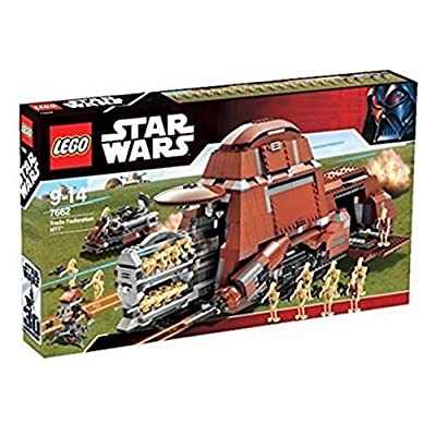 LEGO Star Wars 7662: Trade Federation MTT: Toys & Games