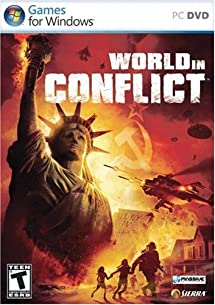 Amazon world in conflict pc video games world in conflict pc gumiabroncs Choice Image