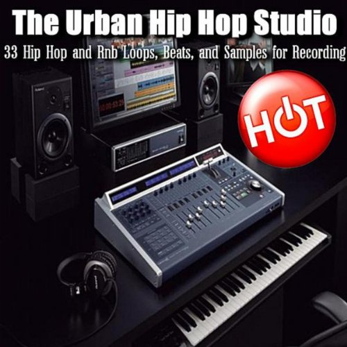 Rnb Audio Loops - 33 Hip Hop and RnB Loops, Beats, and Samples for Recording