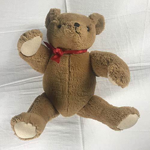 Smithsonian Bear Vintage 1987 Jointed Plush Teddy 13