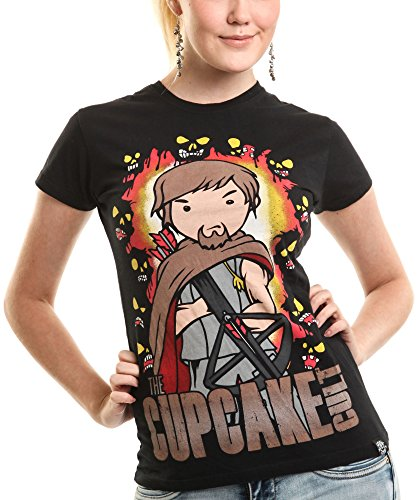 Cupcake Cult - Camiseta - Manga corta - para mujer negro