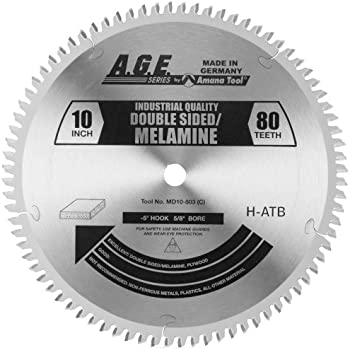 A G E Series By Amana Tool Md10 803 Double Sided Melamine