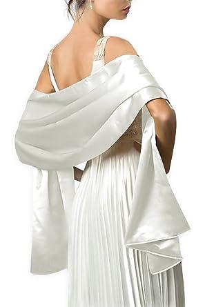 0cfddf0ac72c6 EverBeauties - Fular - para mujer beige 19