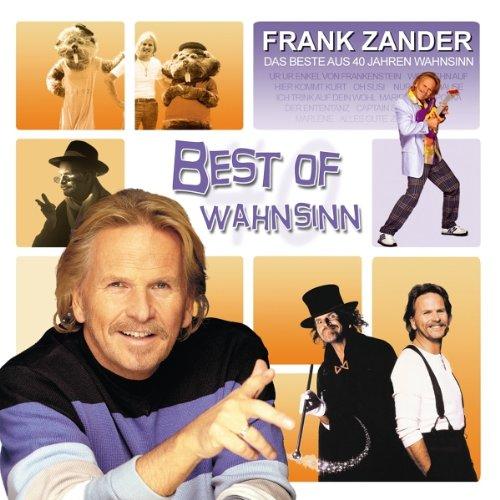 Frank Zander - Best of Wahnsinn - Das Beste a - Zortam Music